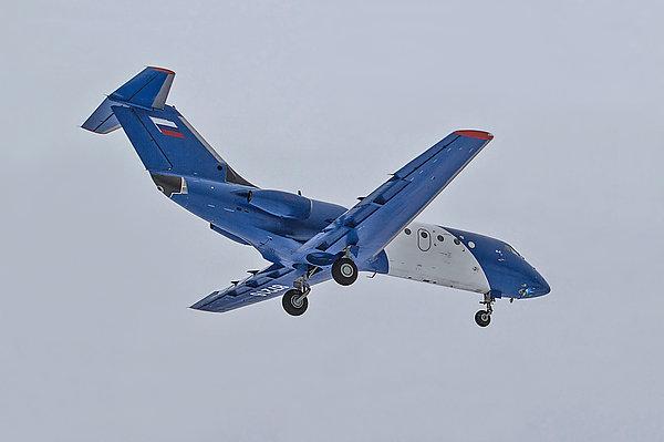 В СибНИА провели испытания Як-40 с композитным крылом